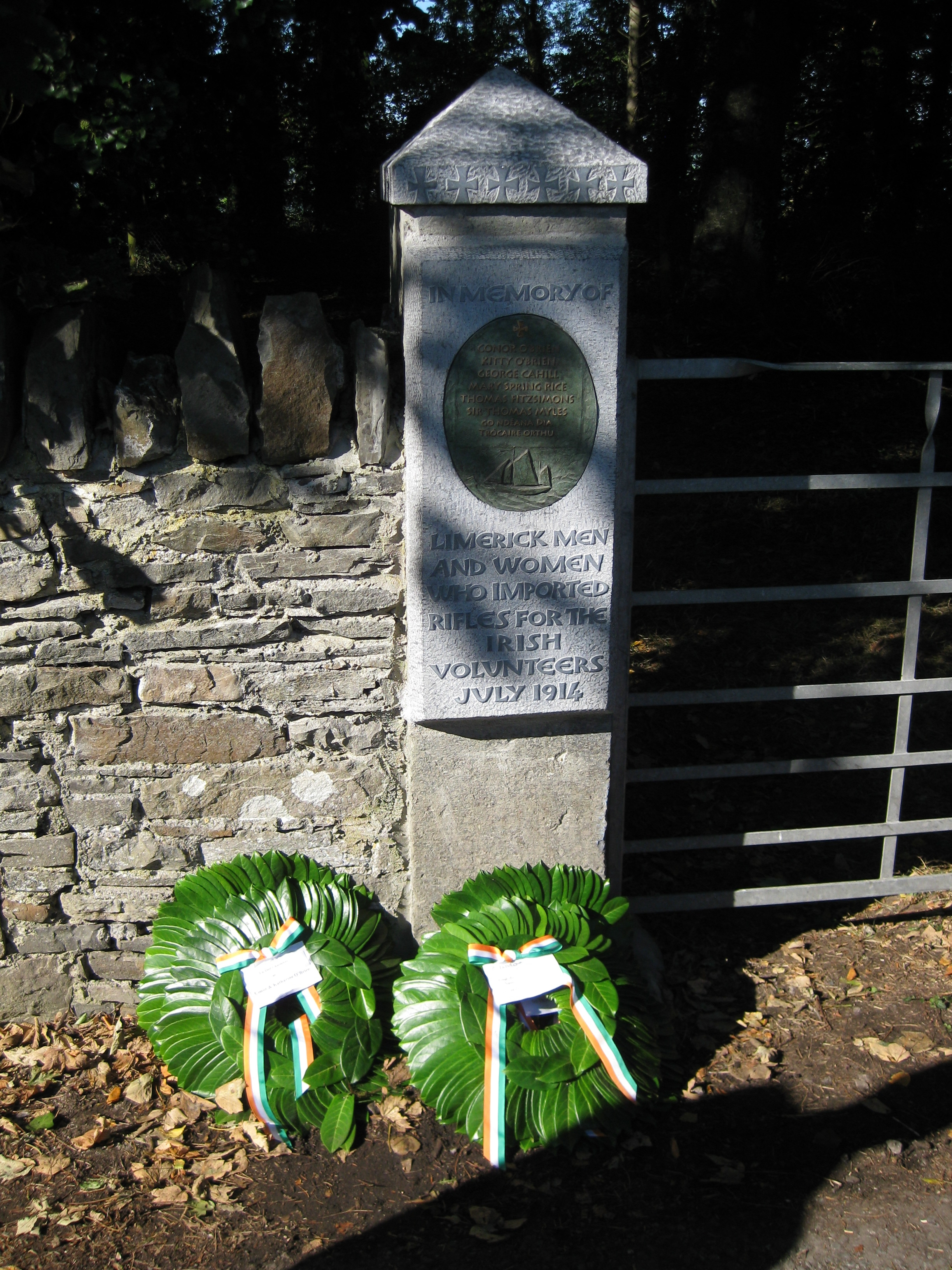 Mount Trenchard Memorial