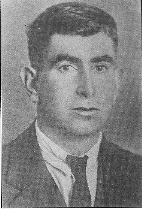 George Cahill